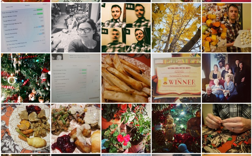 My latest 100 happy days, the last 50 (and the last 50 days of 2015!)