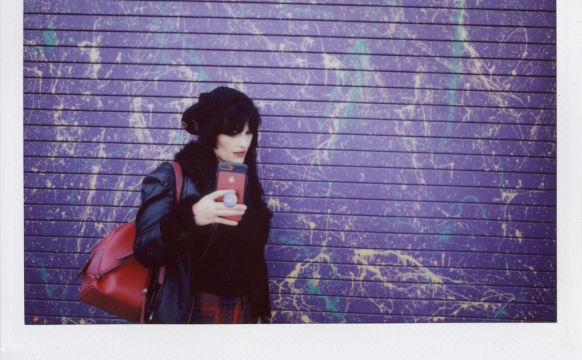 March 31 – downtown tulsa – fuji instax wide