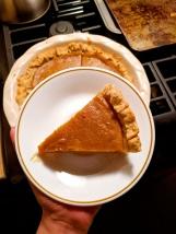 20. Vegan Sweet Potato Pie (Healthier Steps)